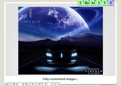 Fully customized images