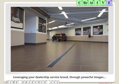 Leveraging your dealership service brand